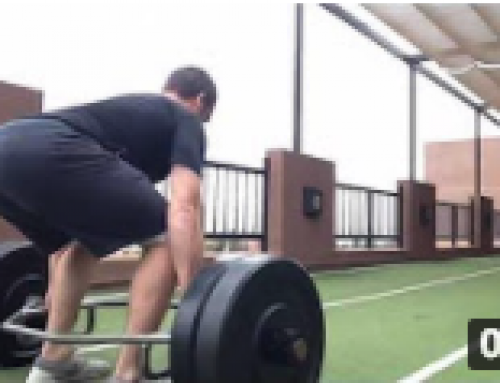 Trap Bar Deadlift to Farmers Carry